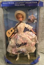 BARBIE MARIA THE SOUND OF MUSIC HOLLYWOOD LEGENDS SPECIAL EDITION 13676 NRFB