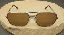 NEU: Vintage 1970er Herren Sonnenbrille Schubert 70th Mens Sunglasses, NEW, K72