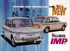 Hillman Imp Headlining Kit