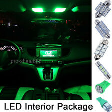 Premium Green Interior LED Lights Package Bulb SMD For 2005-2015 Toyota Tacoma