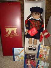 American Girl Pleasant Company Molly w/ Books & Accessories Retired