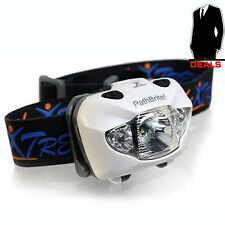 PathBrite? LED Headlamp Flashlight - Best for Camping, Hunting, Running or -NIB