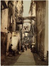 Photochrom P.Z San Remo Italia Italie Photochrome Vers 1900