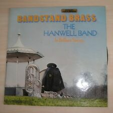 THE HANWELL BAND - Bandstand Brass (Vinyl Album)