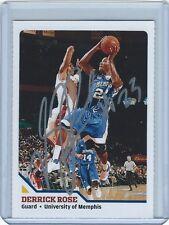 Derrick Rose Knicks autograph SI for Kids basketball auto rookie card (GAI COA)