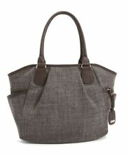 Mamas & Papas Parker Tote Bag Chestnut Tweed - New! Free Shipping!