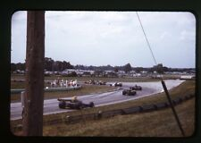 1973 Racing Action Scene - Road America Elkhart Lake - Original 35mm Race Slide