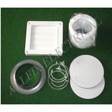 Simpson, Westinghouse Through Wall Dryer Vent Kit - Part # DVK005K