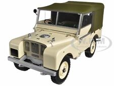 1948 LAND ROVER BEIGE LTD 504PC 1/18 DIECAST CAR MODEL BY MINICHAMPS 150168905
