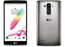 LG G STYLO (H631) - Metallic Silver (T-Mobile) 9/10 bad esn