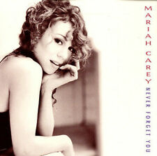 MAXI CD Mariah CAREY Never Forget You 5-TRACK  1994 EXTENDED VERSIONS  RARE