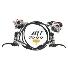 Shimano Deore XT BL-M785 BR-M785 Hydraulic Brake Set with Cooling Fins