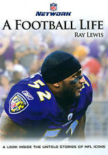 NFL: A Football Life: Ray Lewis [DVD] (2013) *New DVD*
