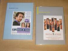 LOT 2 DVD / JE PENSE A VOUS + MA PLACE AU SOLEIL / EDITION SPECIALE / TR B ETAT