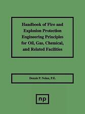 Handbook of Fire & Explosion Protection Engineering Principles for Oil, Gas, Che
