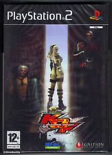 PS2 King of Fighters: Maximum Impact Special Edition (2005) New & Factory Sealed