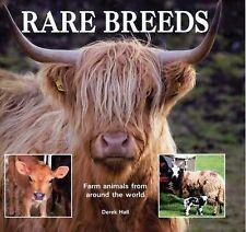 Rare Breeds: Farm Animals from Around the World, Hall, Derek, Good Book