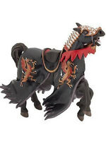 Papo Shadow Warrior Horse Fantasy Figure Figurine Toy Pretend Play castle 38948