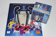 PANINI CHAMPIONS LEAGUE 2011/2012 11/12 - 1 x display box SEALED/OVP + ALBUM