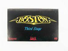 Third Stage by Boston (Cassette, Sep-1986, MCA Records)