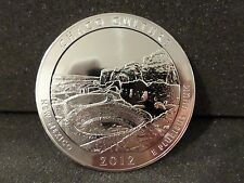 2012 Chaco Culture America The Beautiful 5 oz Silver Coin (IN CAPSULE)