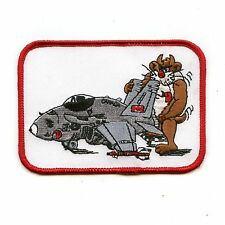 RCAF CAF Canadian 4 Wing Cold Lake Armament Colour Crest Patch