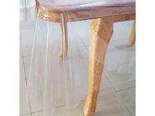 TESSUTO TOVAGLIA TRASPARENTE PVC H140 CM CUCINA CASA PLASTICA 20mm AL METRO
