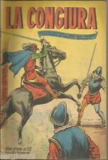 ALBO D'ORO #  173 - LA CONGIURA ( CAPITAN L'AUDACE ) - 3 SETTEMBRE 1949 -RARO