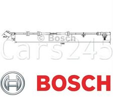 2003- Fits NISSAN E11 Micra III 3 ABS Front Wheel Speed Sensor BOSCH 0265007537