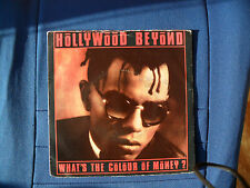Hollywood Beyond - What's the Colour of Money - WEA Records YZ 76
