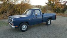 1985 Dodge Other Pickups D150