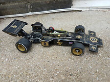 LOTUS FORD 72 JPS EMMERSON FITTIPALDI  QUARTZO 1.18 SCALE  VERY NICE