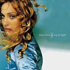 MADONNA - RAY OF LIGHT - VINYL LP  12 TRACKS MAINSTREAM POP  NEW+