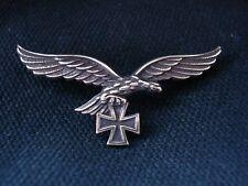 German Luftwaffe Eagle with Iron Cross Custom Small Badge