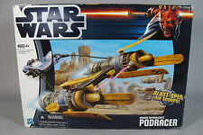 STAR WARS ANAKIN SKYWALKER'S PODRACER W/BLAST-OPEN AIR SCOOPS NEW!
