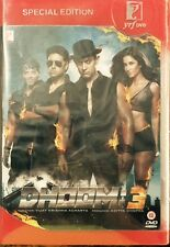 Dhoom 3 - Aamir Khan, Katrina Kaif - Official 2-Disc DVD ALL/0 With Subtitles