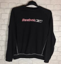 REEBOK URBAN 90s SWEATER JUMPER GRUNGE VINTAGE RETRO SPORTS UK S