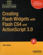 Creating Flash Widgets with Flash CS4 and ActionScript 3.0 (FirstPress-ExLibrary