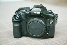 Canon EOS 5D 12.8MP Digital SLR Camera (Body Only) For parts or not working