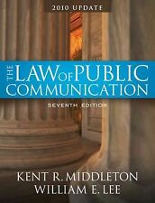 NEW - Law of Public Communication-Annual Update 2010 (7th Edition)