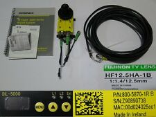 COGNEX InSight IS5110-00 mit DIL5000WV 800-5870-1R B  1-1 #3042