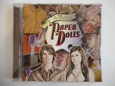 THE BRUNETTES : PAPER DOLLS - [ CD ALBUM ] --  PORT GRATUIT