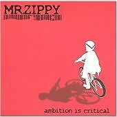 Mister Zippy - Ambition Is Critical CD Near Mint Condition In New Jewel Case