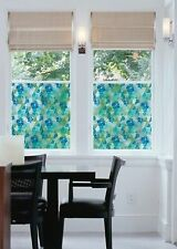 DC Fix 3460213 Blue/Green Stained Glass Self-Adhesive Window Film
