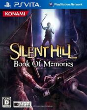 Used PS Vita Silent Hill: Book of Memories Japan Import (Free Shipping)