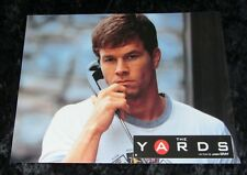 THE YARDS Lobby Cards - MARK WAHLBERG, JOAQUIN PHOENIX - French Set of 10 stills
