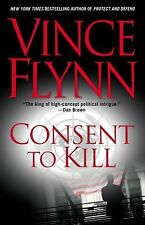 Consent to Kill, American Assassin  Vince Flynn, Paperback NEW Free Shippng