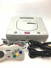 Sega Saturn White Console System No Box Japan SS