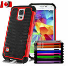 Case Cover + Screen Protector for Samsung Galaxy S3 S4 S5 NEO S6 IPHONE 5 5C 6