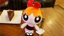 The Powerpuff Girls BLOSSOM Cartoon Network 1999 Plush Toy Gift 9""